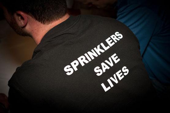 Sprinklers Save Lives